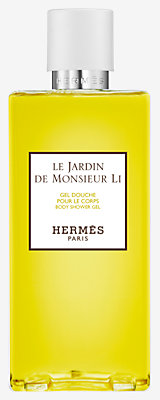 Le Jardin de Monsieur Li Perfumed bath and shower gel -