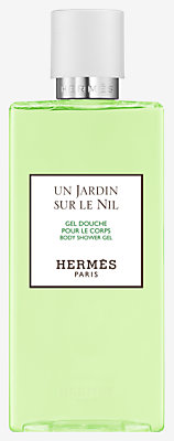 Un Jardin sur le Nil Perfumed bath and shower gel -