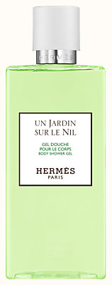 Un Jardin sur le Nil Perfumed bath and shower gel
