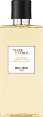 Terre d'Hermes Shower gel