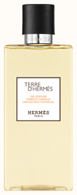 Terre d'Hermes Hair and body shower gel