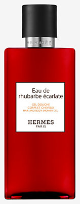 Eau de rhubarbe ecarlate Shower gel -
