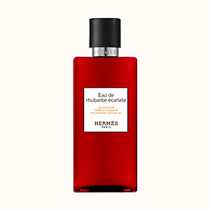 Eau de rhubarbe ecarlate Shower gel