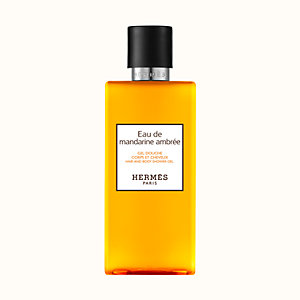 Eau de mandarine ambree Hair and body shower gel