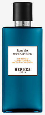 Eau de narcisse bleu Hair and body shower gel -