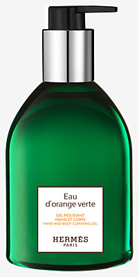 Eau d'orange verte Cleansing gel -