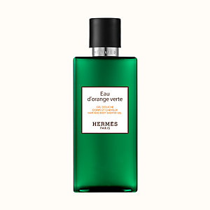 Eau d'orange verte Hair and body shower gel