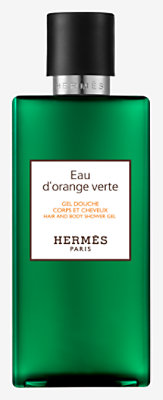 Eau d'orange verte Shower gel -