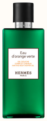 Eau d'orange verte Gel doccia e shampoo