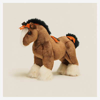 Hermy plush horse, very small model -