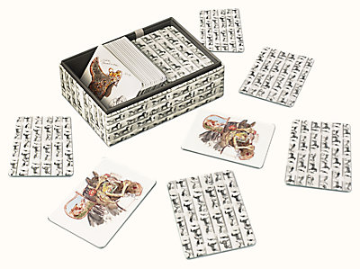 La Collection Emile Hermes memory game