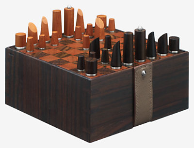 Samarcande mini chess set, mini model -