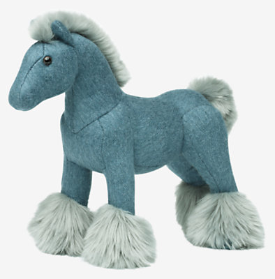 Hermy plush horse, small model -