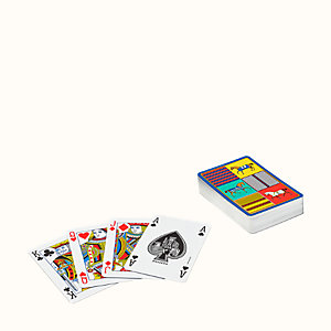 Couvertures Nouvelles bridge playing cards