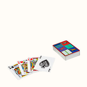 Couvertures Nouvelles poker playing cards