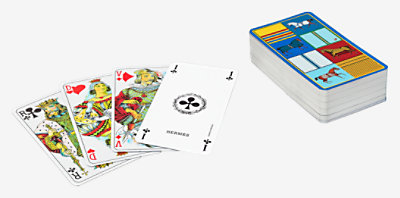 Couvertures Nouvelles tarot playing cards - H400196Mv01