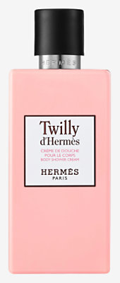Twilly d'Hermes Body shower cream -