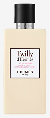 Twilly d'Hermes Moisturising body lotion -