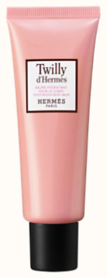 Twilly d'Hermes Moisturizing body balm