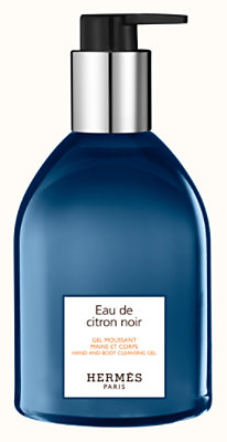Eau de citron noir Hand and body cleansing gel