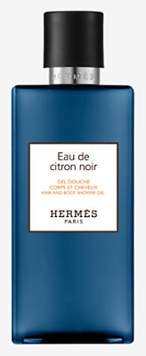 Eau de citron noir Hair and body shower gel -