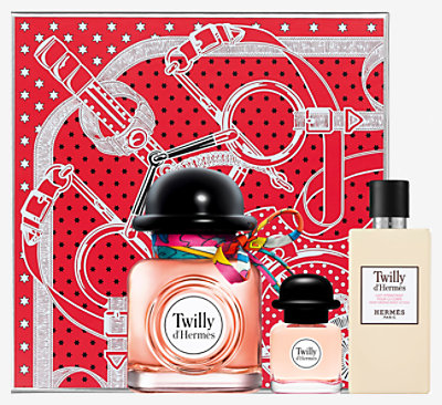 Twilly d'Hermes Eau de parfum set -