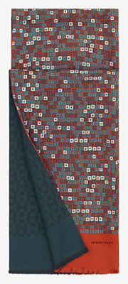 Follow Reflets d'Etoiles double-faced scarf -