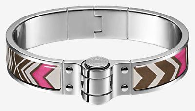 Etriers Tattoo hinged bracelet -