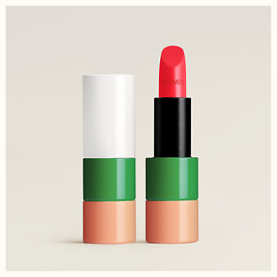 Rouge Hermes, Satin lipstick, Limited Edition, Corail Fou