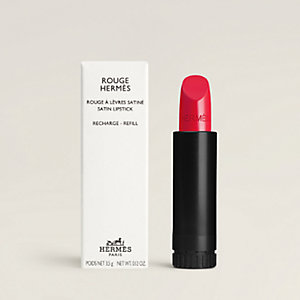 Rouge Hermes, Satin lipstick refill, Rouge Piment