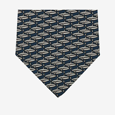 Grey Reef Twillbi tie -