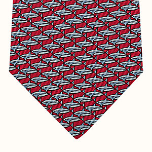 Grey Reef Twillbi tie