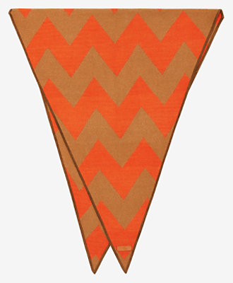 Mega Chevron losange, large model -