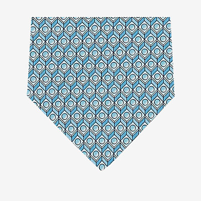 French Billard tie -