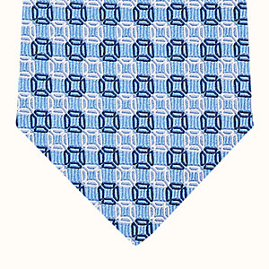 Digital Square tie