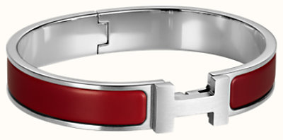 3cdc72454583 Clic HH bracelet - H703200FB3C