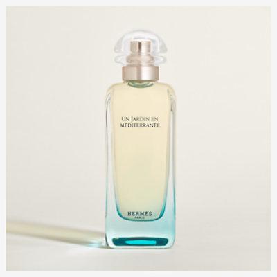 All new fragrances discover the latest herm s creations - Hermes un jardin en mediterranee body lotion ...
