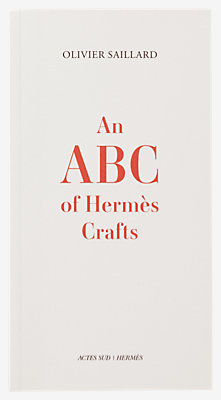 An ABC of Hermes Crafts book -