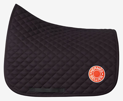Hamptons dressage saddle pad -