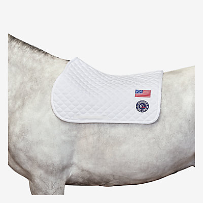 USEF saddle pad -