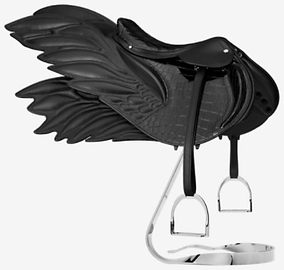 Ailée mini-saddle -