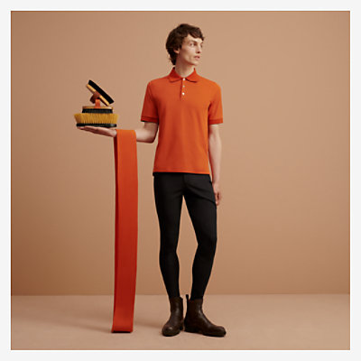 Double Jeu technical polo -