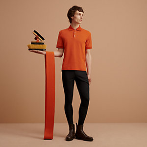 Hightech-Poloshirt Double Jeu