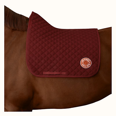 Swing dressage saddle pad - H800382Ev02