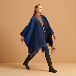 Highlands poncho