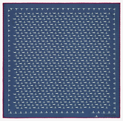Mecanichat pocket square 45 -