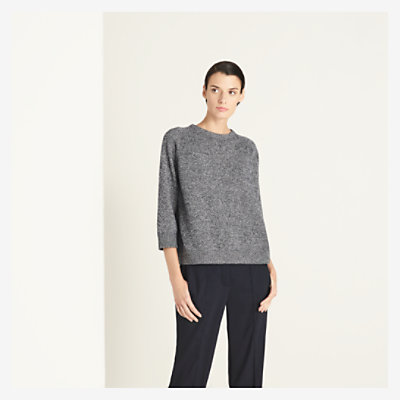 Scottish cashmere sweater -