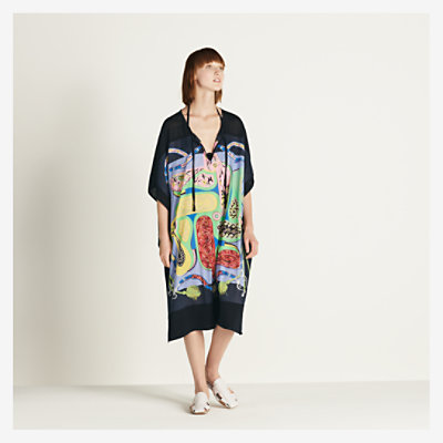 """Festival Multico"" beach dress -"