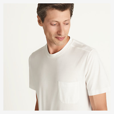 T-shirt with pocket -