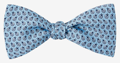 Get Lucky ! bow tie -